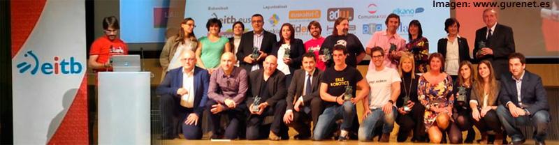 Ganadores buber Sariak 2014