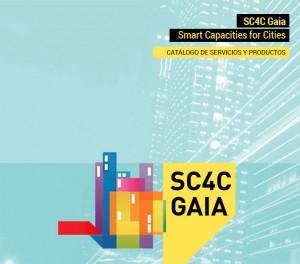 sc4c gaia smart cities