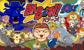 Baboon Relevo Videogames PS Vita