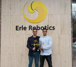 ERLE robotics drones euskadi
