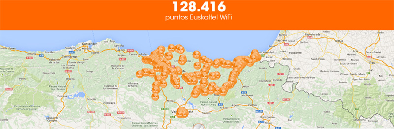 Euskaltel Wifi