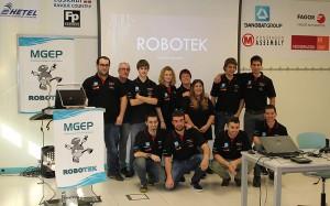 Mondragon Goi Eskola Politeknikoa Robotek