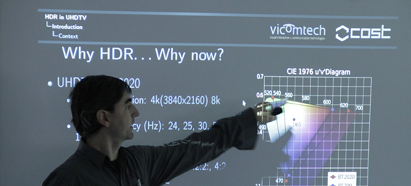 Vicomtech-ik4 HDR
