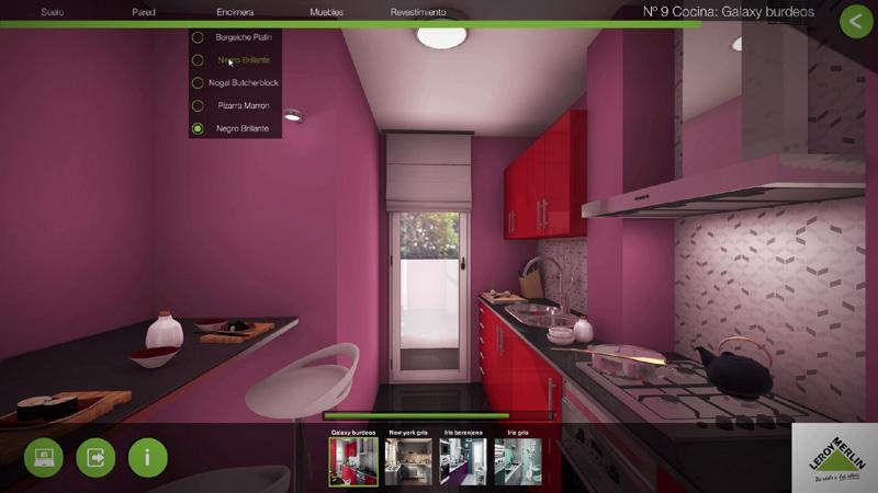 Virtualware Oculus Leroy merlin