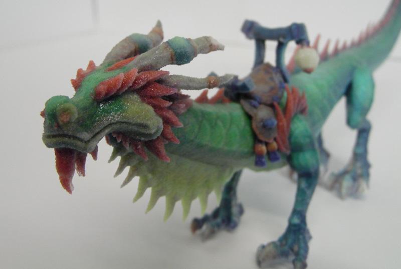 dragon-3d