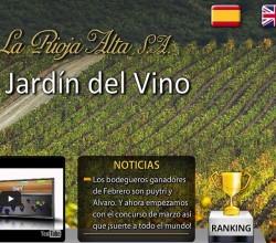 App Jardin del vino