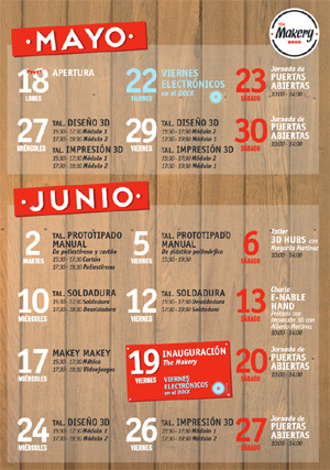 Programa The Makery