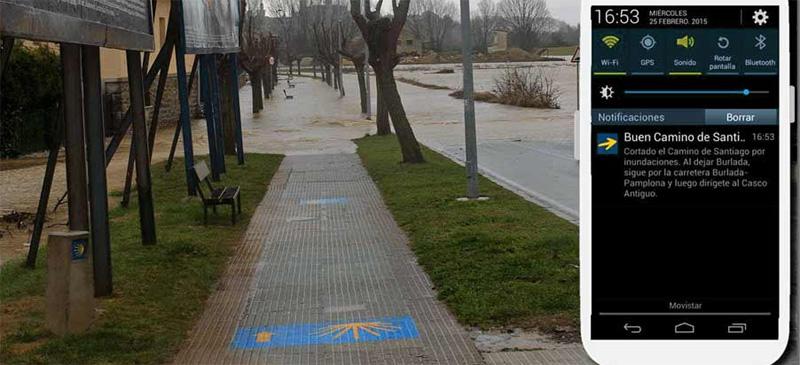App el Buen Camino de santiago
