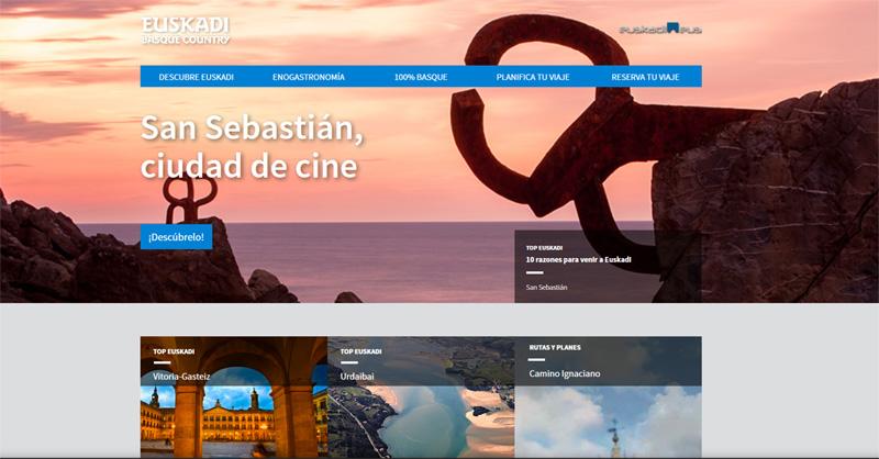Turismo vasco