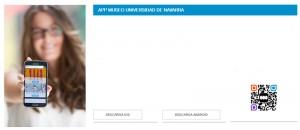 App Museo Universidad Navarra