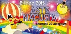 Aste Nagusia Bilbao 2015