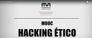 mooc hacking etico