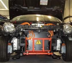 AIC Tecnalia motor en rueda