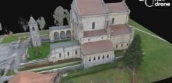 Santuario Urkiola drone by drone