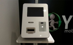 Cajero automatico Bitcoins