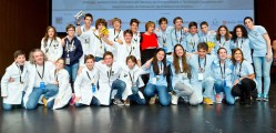 Mechatronic Ants y FSIngenium Team ganadores de First Lego League Navarra