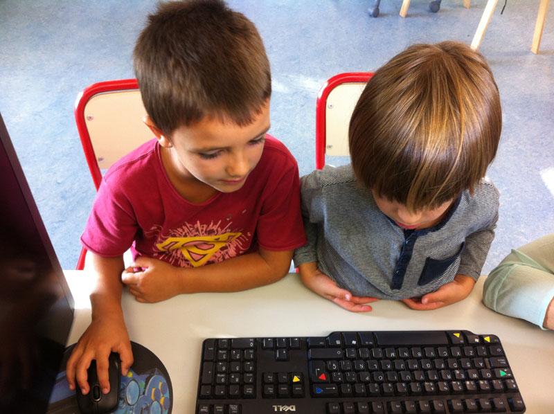 Menores Internet Ikastola navarra