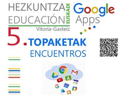 Google Apps para Educación Euskadi