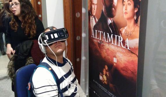 Altamira VR Experience Realidad Virtual