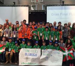 Final First Lego League España