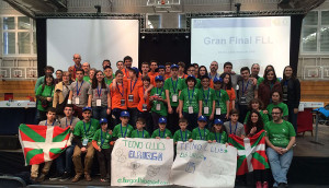 Final First Lego League España