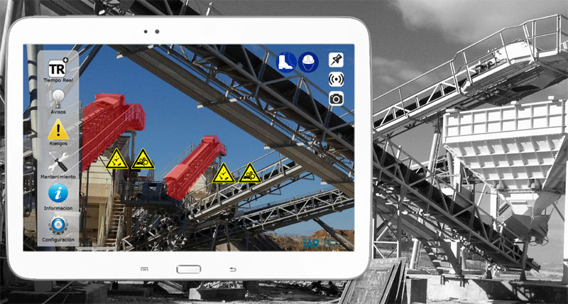 iAR Industrial Augmented Reality