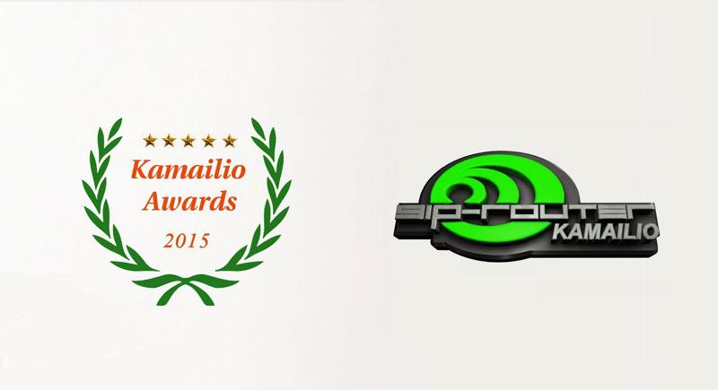 kamailio awards irontec