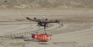 PULSOS - IRS drone by drone