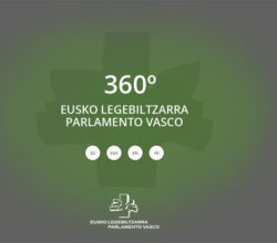 parlamento vasco virtual 360