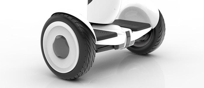 Segway movilidad sostenible