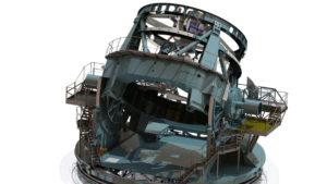Telescopio Tekniker LSST