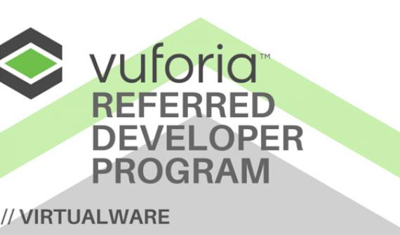 virtualware vuforia