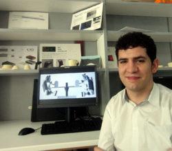 exoesqueleto Miguel Ángel Camacho Fantoba