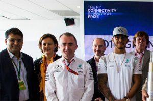 Mercedes F1 Concurso