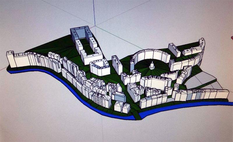 Bilbao la Vieja 3D