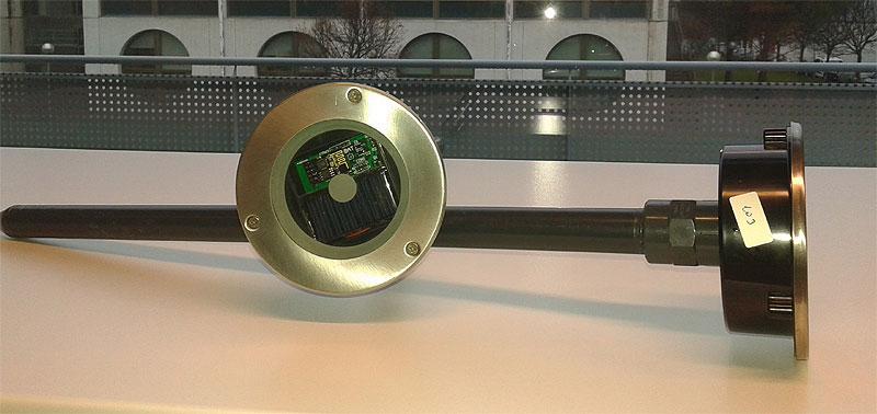 sensor energéticamente autónomo