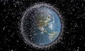 SENER Basura espacial