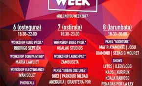 Bilbao You Week 2017