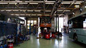 Nonvis bus