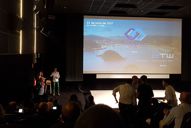 Donostia Tech Week Konekta Summit