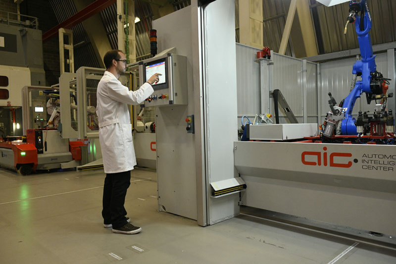 ASF -Automotive Smart Factory