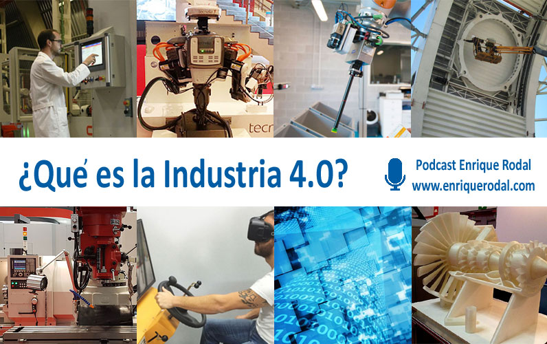 Podcast Industria 40 big data