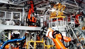 Robots industriales futuro