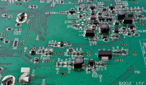 Chip edge computing