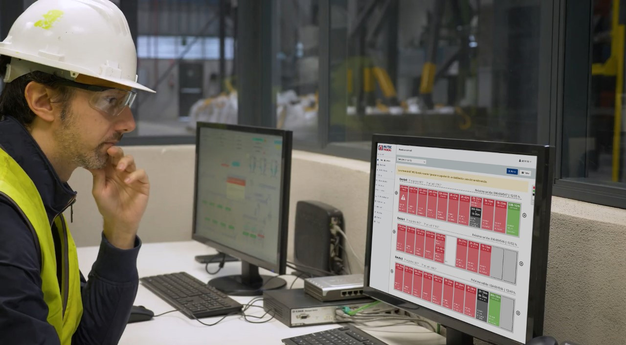 Ideable Industria 4.0 IoT big data
