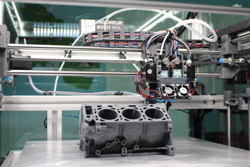 Fabricación aditiva metal