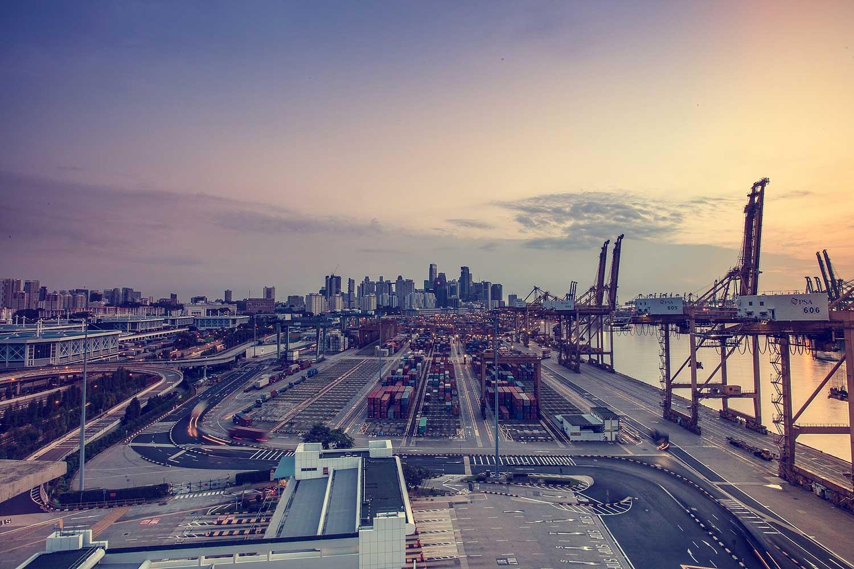 Puertos inteligentes smart ports